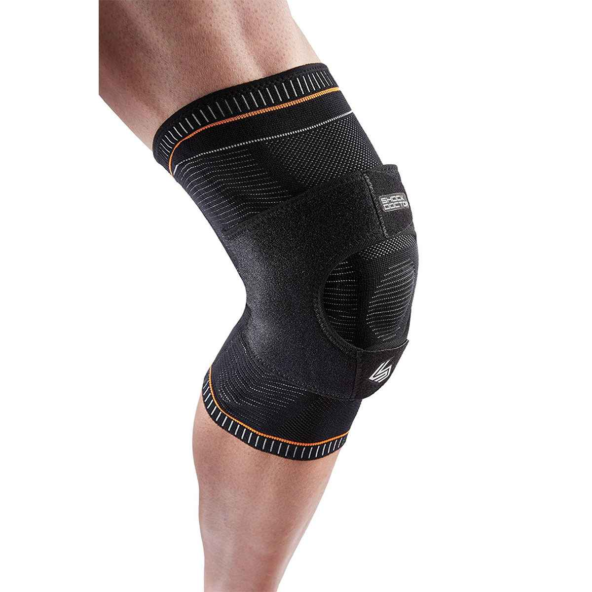 McDavid Ultra Knit Dual Wrap Knee Support with Stays