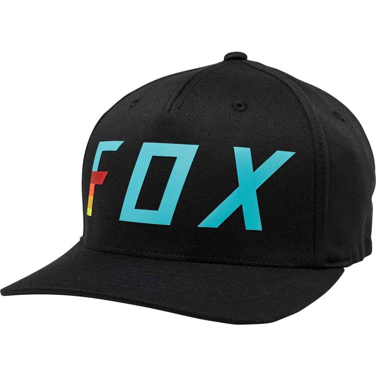 huge selection of 63802 62014 ... top quality image is loading fox racing streak flexfit hat 41987 0e7ad