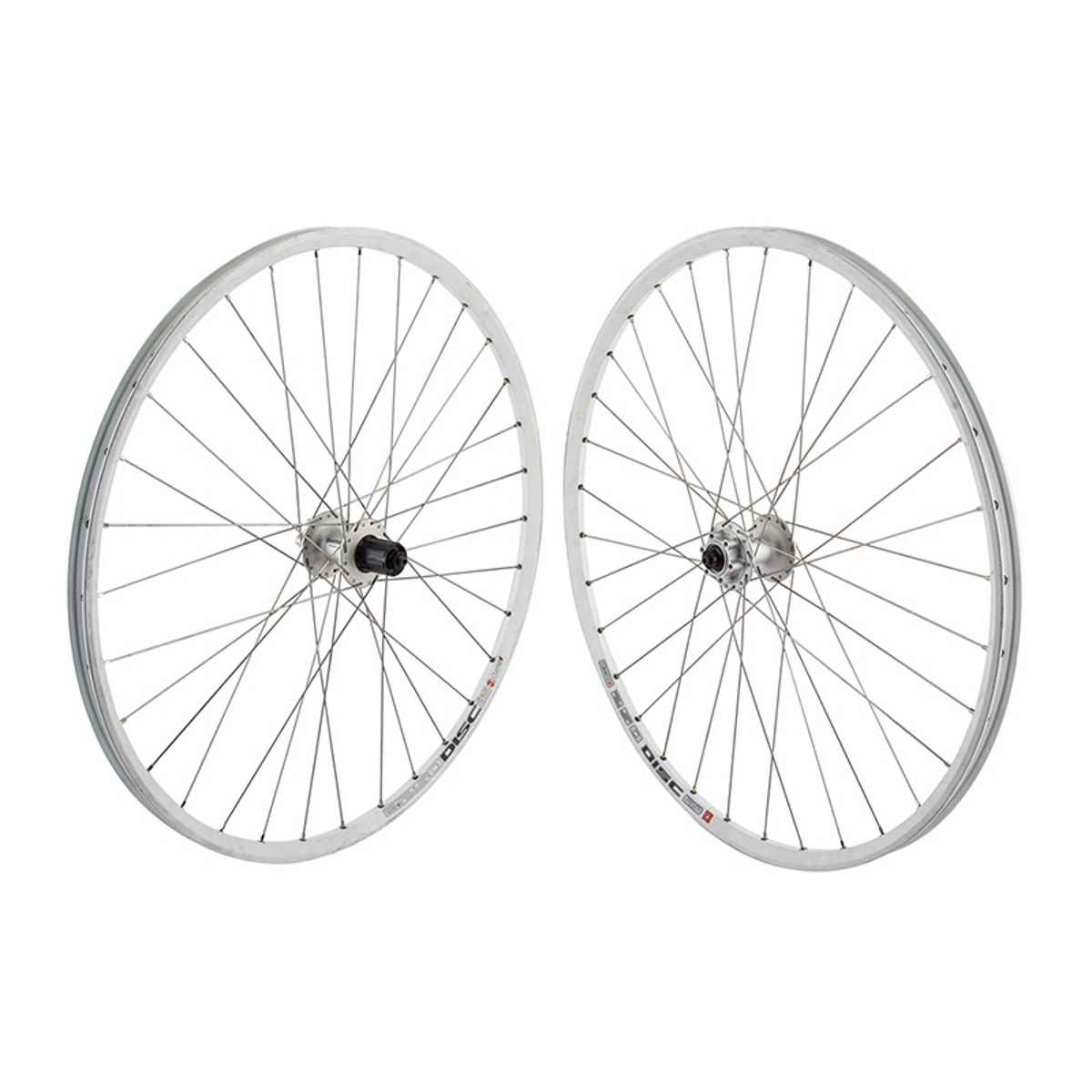 "Wheel Masters Front Wheel 26/"" Alloy Mountain Disc Double Wall 26X1.5 559X21 Wei"