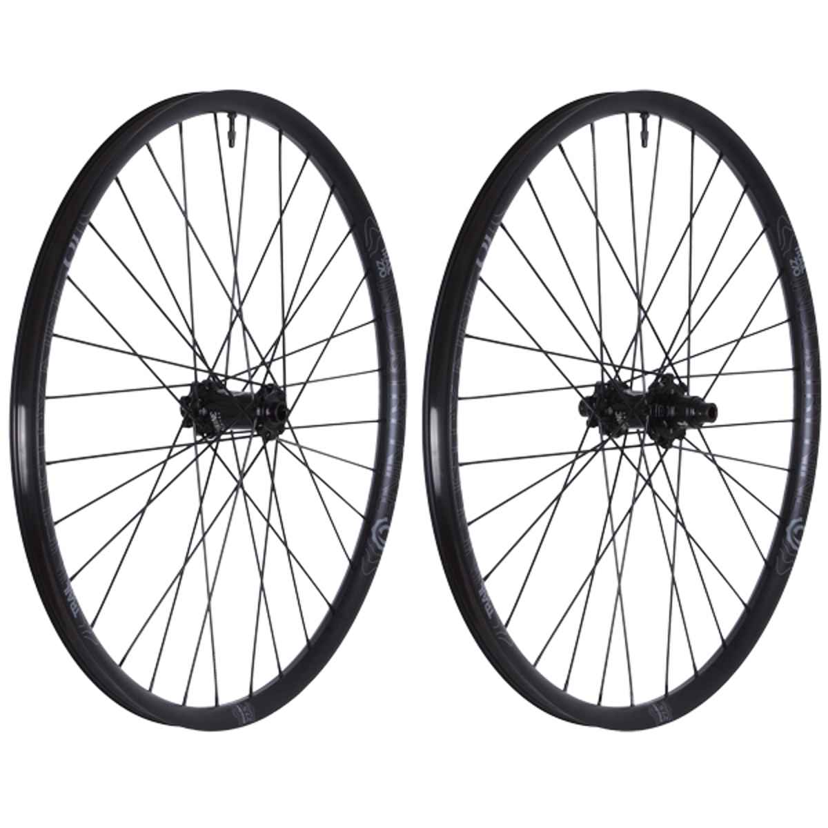 e00c285fe34 Industry Nine Trail270 27.5 inch 15X110 T-A 12X148 (Xd) Wheelset - Black -  XN2020