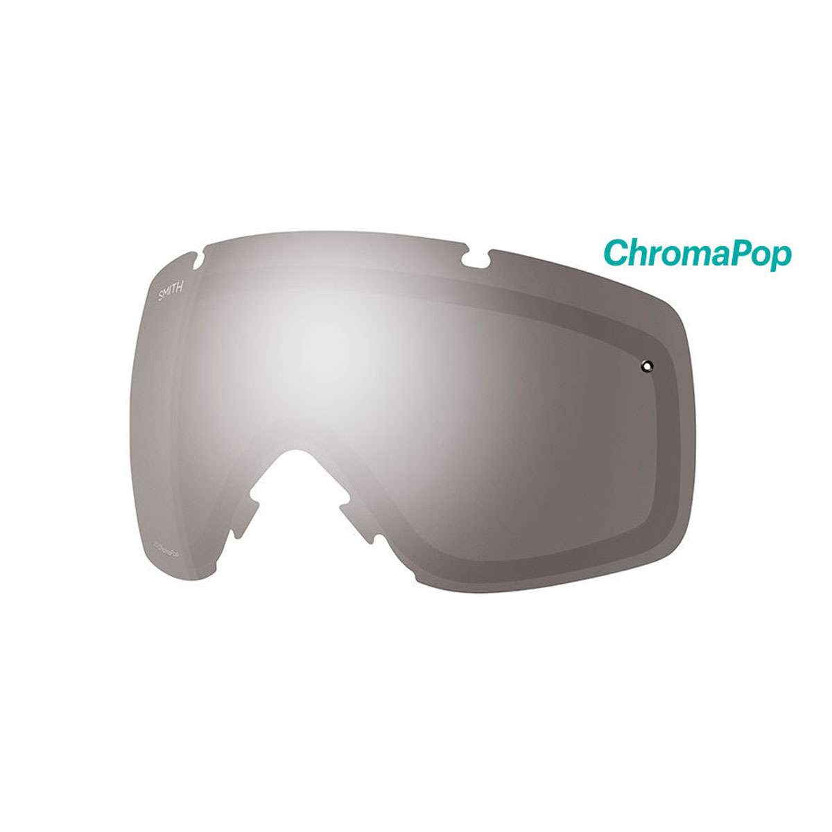 a8769d4d8cd Smith Optics I O Ski Goggle - Replacement Lens - ChromaPop Sun Platinum  Mirror - IO7CPP2