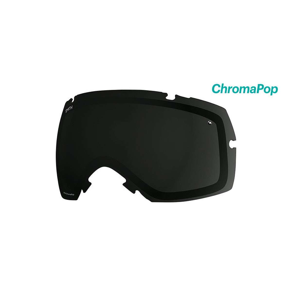 2ed3772a27 Smith Optics I OX   I OX Turbo Fan Goggle - Replacement Lens - ChromaPop  Sun Black - IL7CPB2