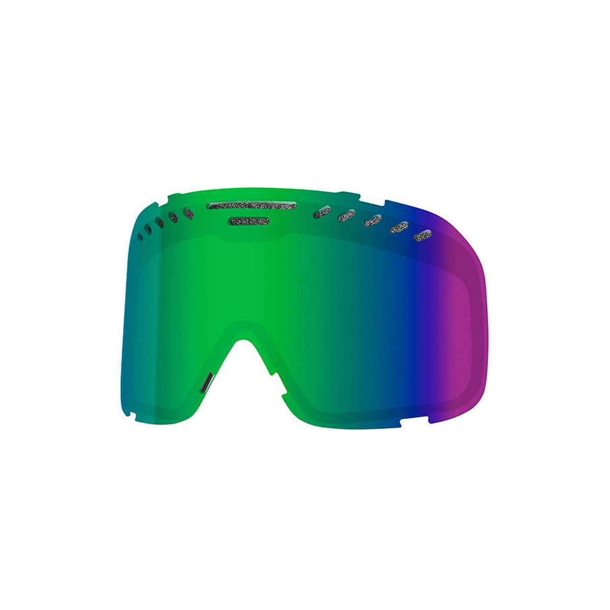 Smith Optics Project Ski Goggle - Replacement Lens - Green Mirror - PRJ3NX