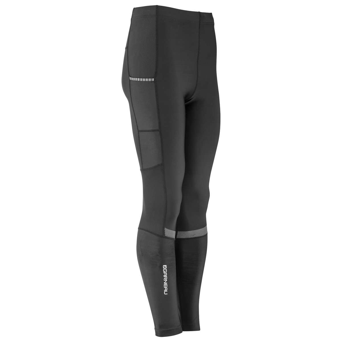 Louis Garneau 2019 Men's Optimum Mat Running Cycling Tights - NO pad - 1060229