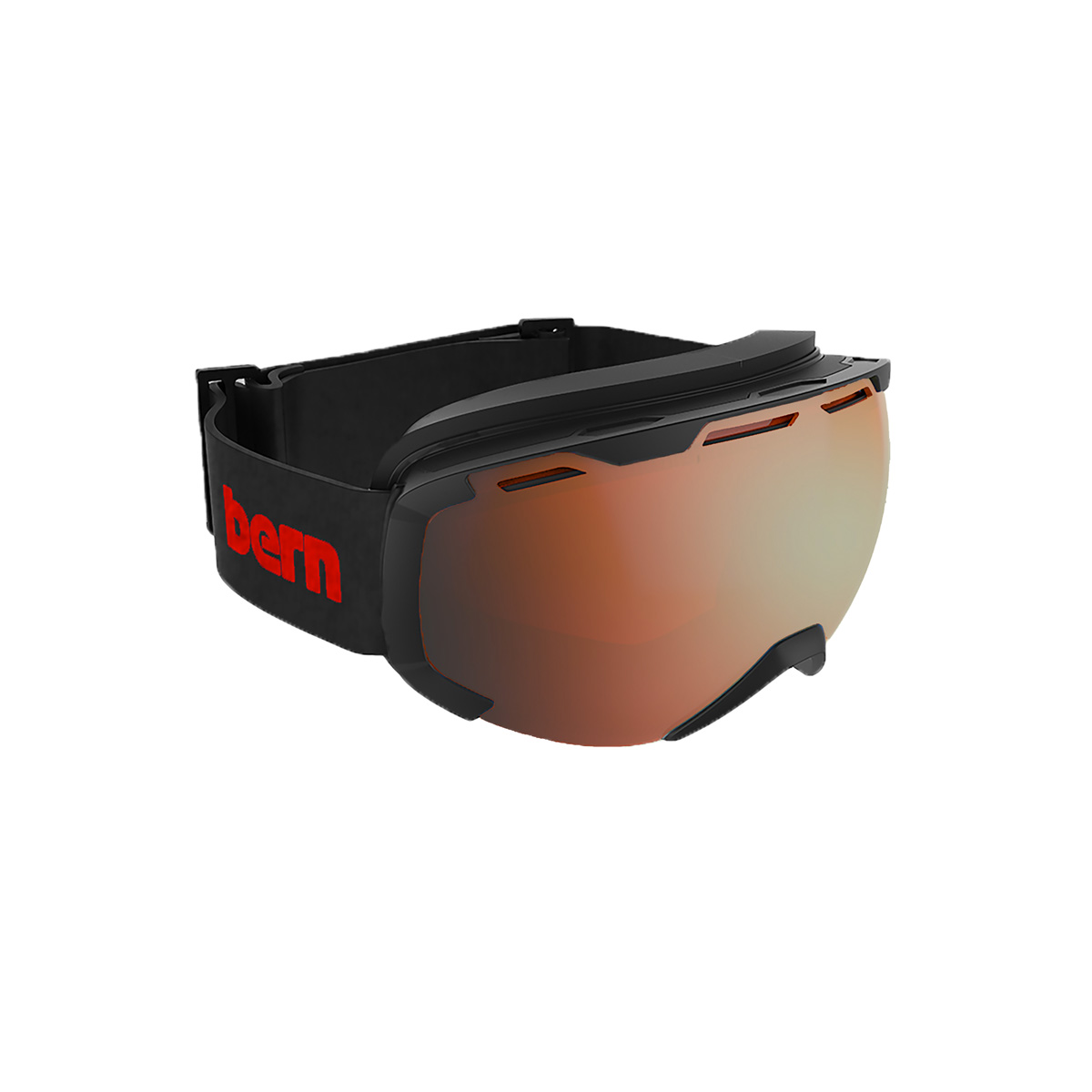 Bern 2017/18 Sawyer Junior Boys Small Frame Winter Snow Goggles | eBay
